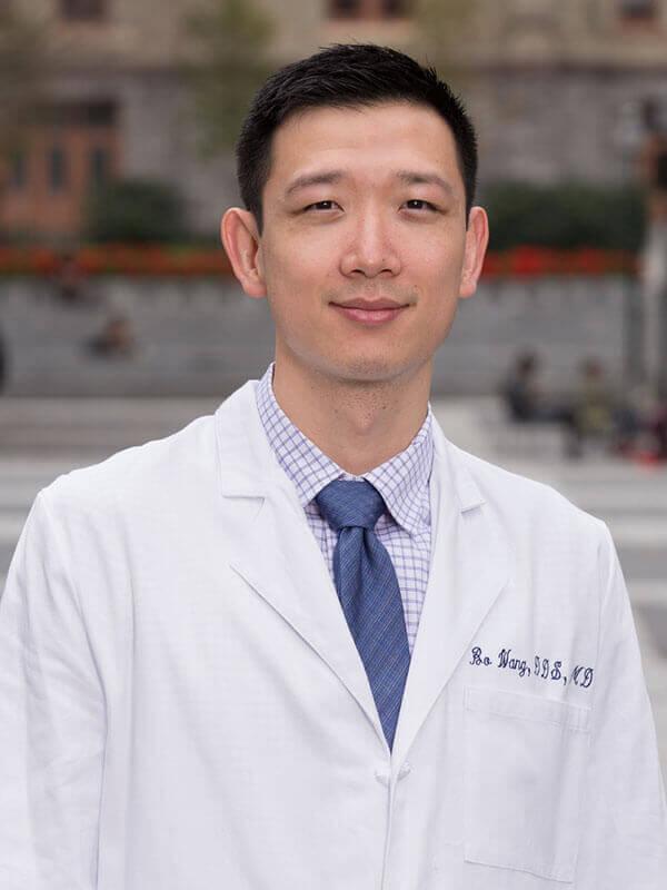 Bo Wang, DDS, MD